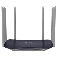 TP-LINK WDR7400千兆版 无线路由器wifi家用智能双频5G穿墙王高速1750M光纤宽带千兆端口