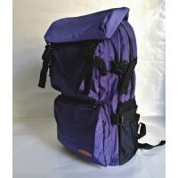 潮牌sup大容量旅行包登山包休闲行李包迷彩包双肩包男女背包