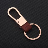 jobon 中邦汽车钥匙扣 男士女士腰挂钥匙链圈环挂件刻字创意礼品