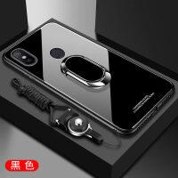 优品小米mix3手机壳小米mix2S玻璃保护套Mi防摔软壳mlx2s男女款mxl3全包mi2xs简约