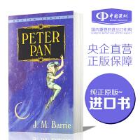 英文原装 彼得潘 经典原版小说 Peter Pan/J. M.Barrie/ Bantam Books 彼德.潘 全英文