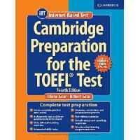 【预订】Cambridge Preparation for the TOEFL Test Book with Onli