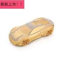 汽车香水摆件创意金属车模车内用品饰品摆件车载固体香膏车内装饰