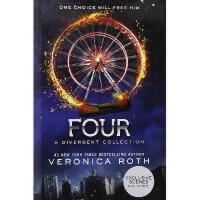 Four: A Divergent Collection 英文原版 分歧者4 精装