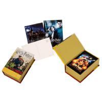 英文原版 哈利波特 100张明信片收藏套装 电影剧照 Harry Potter: The Postcard Colle