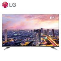 LG 65UH7500-CA 65英寸IPS硬屏4色4K 臻广色域 纤薄机身 智能网络液晶电视