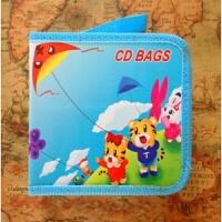 2018 卡通CD包40片大容量光盘包光碟包cd盒收纳本影碟包碟片套夹碟包册