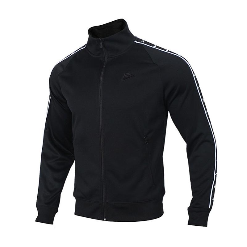 NIKE耐克 男装  运动休闲训练立领夹克外套 AR3140-010 运动休闲训练立领夹克外套