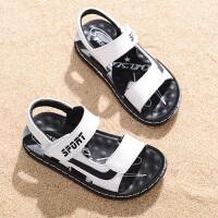 男童凉鞋中大童夏季沙滩鞋儿童学生防滑软底童鞋