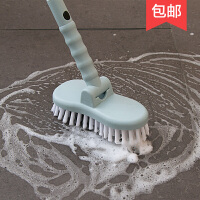 长柄浴缸刷子地刷浴室硬毛地板刷卫生间清洗墙壁瓷砖刷地板清洁刷
