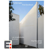 Luis Barragan & Fred Sandback 路易斯巴拉甘建筑画册 弗瑞德桑德贝克作品 建筑设计图书