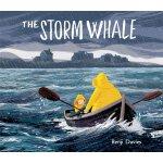 英文原版 浴缸里的鲸鱼 Benji Davies绘本 精装 The Storm Whale