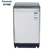Panasonic/松下 XQB80-X8155 波轮全自动洗衣机变频 X8156银色款