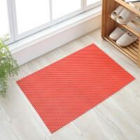 PVC防滑地垫子厨房走廊浴室防滑垫塑料橡胶地毯满铺工厂车间