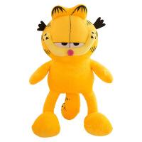 加菲猫公仔特大号毛绒玩具抱枕小孩子玩偶儿童布娃娃生日礼物女友 加菲猫 图片色