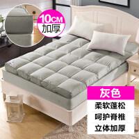 榻榻米床垫子1.5床褥子1.8m学生宿舍单人1.2地铺垫被加厚2米双人