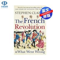 英文原版 法国大革命什么地方出错了 The French Revolution and What Went Wrong