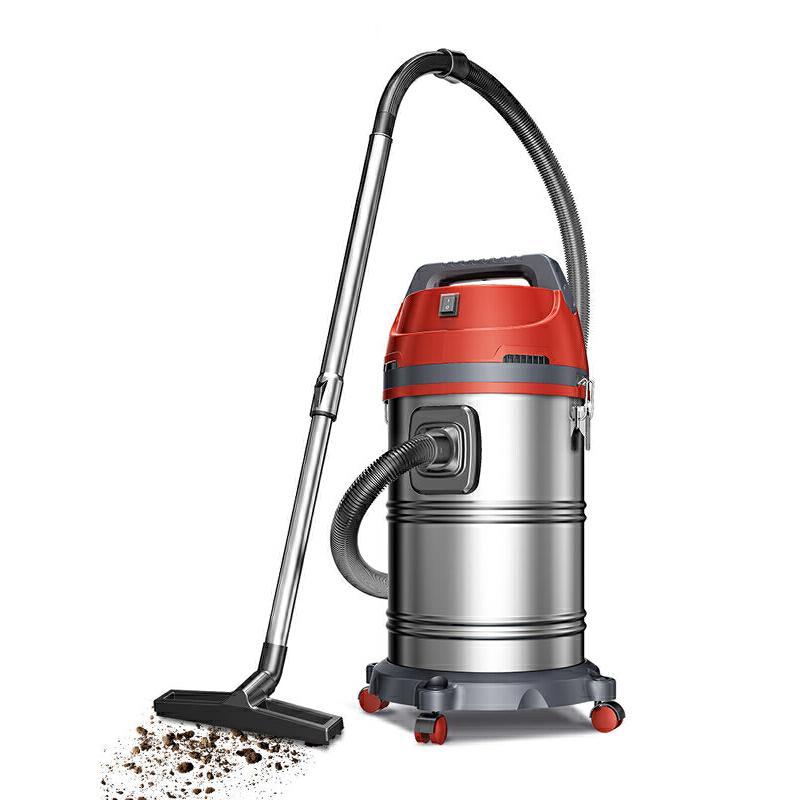 家庭吸尘器超强力大功率小型家用桶式静音手持地毯吸尘机302S    kl4 ★0耗材轻便清洁★一机多用