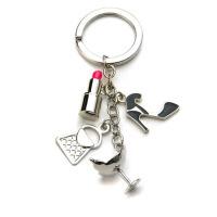 创意钥匙扣挂饰汽车钥匙挂件包包钥匙链