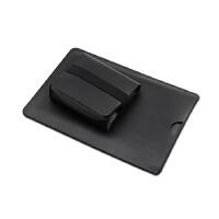 联想笔记本电脑包yoga730-13内胆包13.3寸全包超薄 保护套 配件袋 鼠标款 黑色2件 13.3英寸