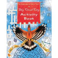 【预订】Sky Cloud City Activity Book