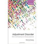 【预订】Adjustment Disorders 9780198786214
