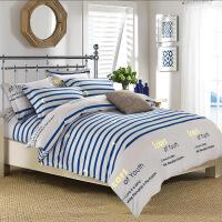 婴儿床单1米2被单子单件定做可爱纯棉布料双人1.8m床2.0大炕单3米