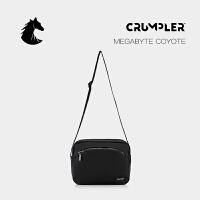 CRUMPLER澳洲小野人Milonas Maximus 休闲挎包单肩斜挎背包时尚背包