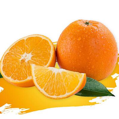 【章贡馆】正宗江西赣南脐橙5斤装精品果(80-85mm) 新鲜橙子原产地 包邮鲜橙原产地直发,补充天然营养维C