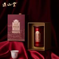 正山堂茶业 元正岭上红武夷山大叶种浓香型特级红茶茶叶罐装100g