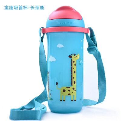 500ml塑料便携水杯户外旅行学生儿童可爱水壶杯a230