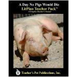【预订】Litplan Teacher Pack: A Day No Pigs Would Die