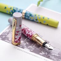 campo marzio真爱口红钢笔墨囊钢笔女生学生小清晰小巧迷你钢笔