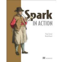 【预订】Spark in Action 9781617292606