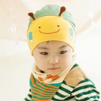 婴儿帽子秋冬宝宝帽子1-2岁儿童帽子幼遮阳帽男女鸭舌帽6-12个月 3-36个月