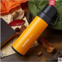 保温瓶水杯便携304不锈钢运动健身水杯户外保温杯大容量登山徒步水壶