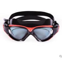 泳镜户外眼镜防水平光游泳眼镜专业近视高清防雾泳镜女男士成人游泳镜