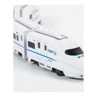 儿童大号电动万向和谐号小火车玩具仿真拖马斯高铁动车模型 抖音