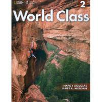【预订】World Class 2 Student Book + CDROM [With CDROM]