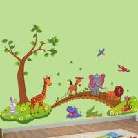 儿童墙贴客厅幼儿园教室贴画