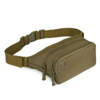 战术腰包户外迷彩运动包多功能跑步包休闲手机包男女军迷挂包