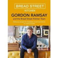 【现货】英文原版 Gordon Ramsay Bread Street Kitchen 戈登・拉姆齐 美味家庭食谱 地狱
