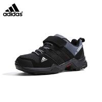 Adidas 阿迪达斯童鞋18新款儿童运动鞋抓地耐磨男童户外鞋中大童休闲鞋 (5-15岁可选) BB1930