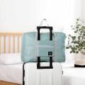 旅行袋手提女便携折叠收纳包男大容量行李袋孕妇待产包可套拉杆箱