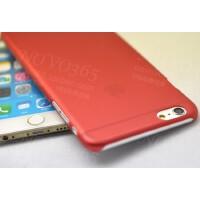 超薄iPhone6 plus 柔性保护套 iPhone5 水晶壳 IP6 外壳 磨砂手感