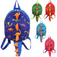 迷你婴儿幼儿园1-3岁儿童背包潮恐龙书包男防走失书包宝宝小书包