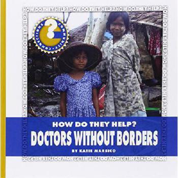 【预订】Doctors Without Borders 美国库房发货,通常付款后3-5周到货!