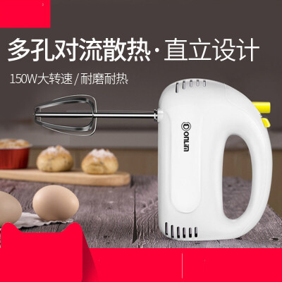 HM-955 电动打蛋器家用迷你手持自动打蛋机烘焙搅拌5xd