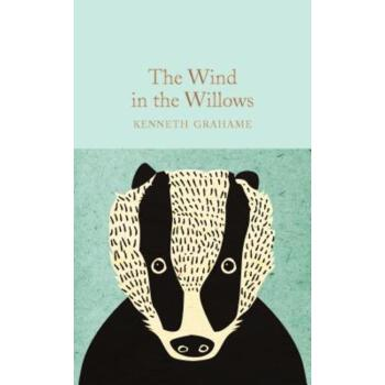 Collectors Library系列:柳林风声 英文原版 The Wind in the Willows Kenneth Grahame 英文文学