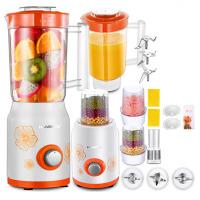 家用多功能料理机全自动婴儿辅食机早餐豆浆机绞肉搅拌机榨汁研磨机